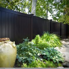 pvc fencing material